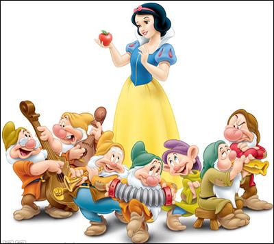 白雪姫と7人の小人