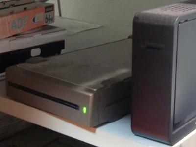 壊れかけのハードディスク