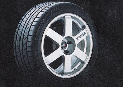 ホイール+タイヤ