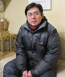 2013.1.23大阪日日新聞「大胆細心 町田 樹(下)」