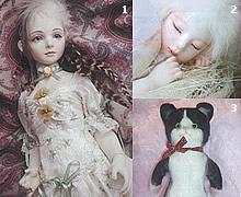 2010年の人形展