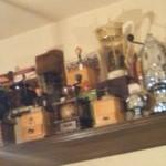 コーヒーショップなう