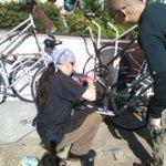 店長、実は自転車屋さんだったらしい件