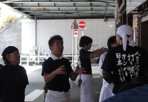 110331水道橋・麺屋こうじG・イベント2日目_0012