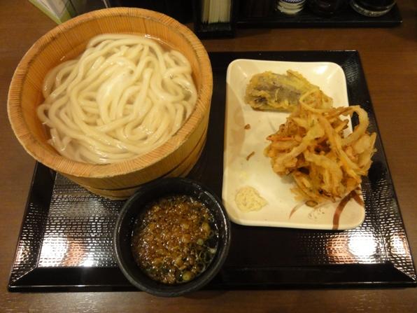 110618.池袋・丸亀製麺 (9)