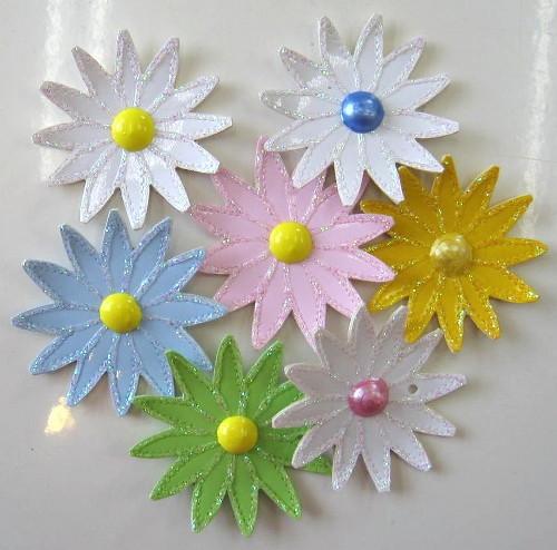 花やさしい色