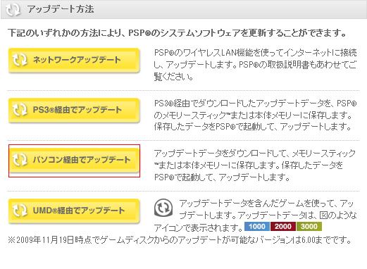 PSP UPDATE 6.20 2