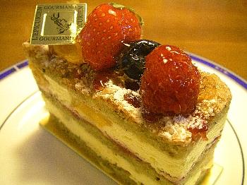 ショートケーキ~
