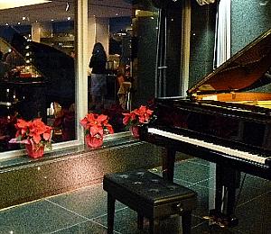 piano chiristmas