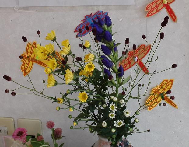 秋の花と夏の花 (3)