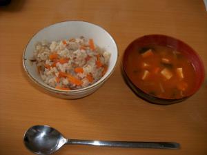 朝食(2013.2.17)