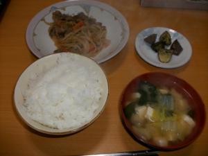 夕食(2013.2.17)