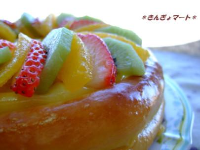 フルーツパン