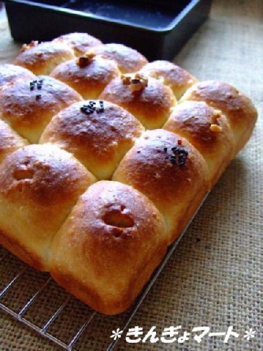 おやつちぎりパン