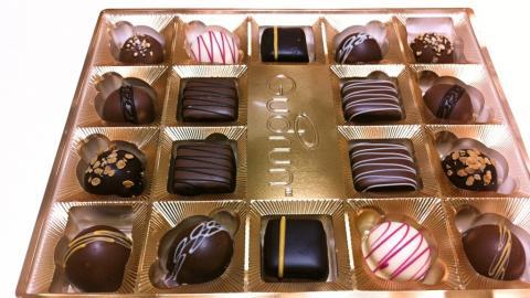 Chocolate 中身