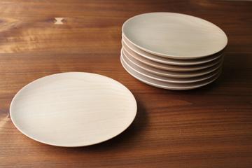 ブナ材 木皿