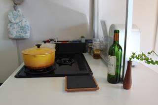 鍋敷き使用例1