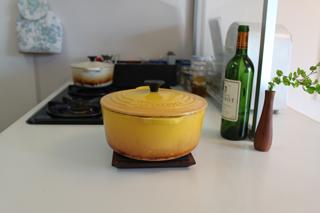 鍋敷き使用例2