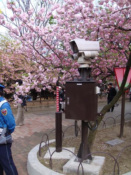 監視カメラw