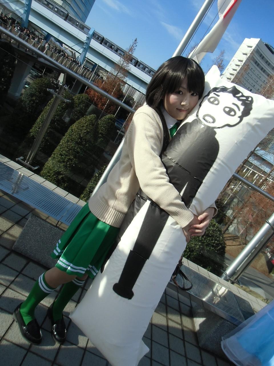 恋愛ラボ 真木 夏緒(まき なつお)マキ ダッキー C85 コミックマーケット コスプレ 01