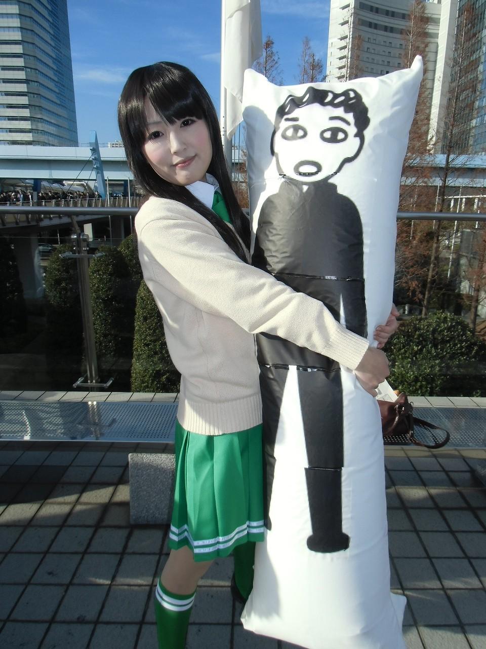 恋愛ラボ 真木 夏緒(まき なつお)マキ ダッキー C85 コミックマーケット コスプレ 02