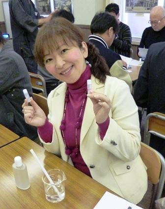 化粧水作り②