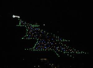 グッビオの大きなクリスマスツリー☆