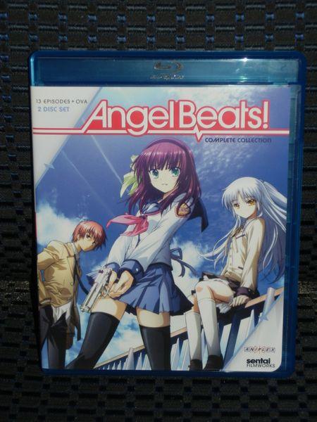 AngelBeats-ジャケット表