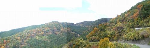 20091129 紅葉のバノラマ