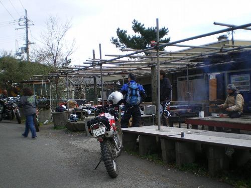 20091129 03 山頂小屋