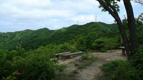 20100528 21 せん法ヶ岳西