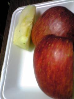 葉とらずりんご糖度1