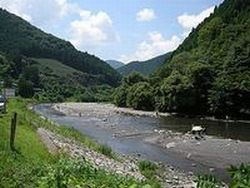 美しきかな「藁科川」