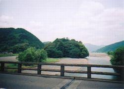 「木枯らしの森」原風景