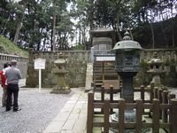 神廟(徳川家康公の墓)