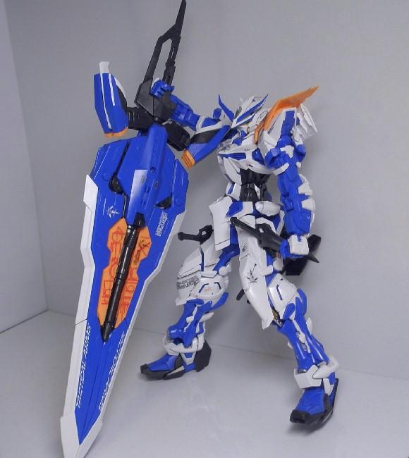 MG Astray Blue Frame