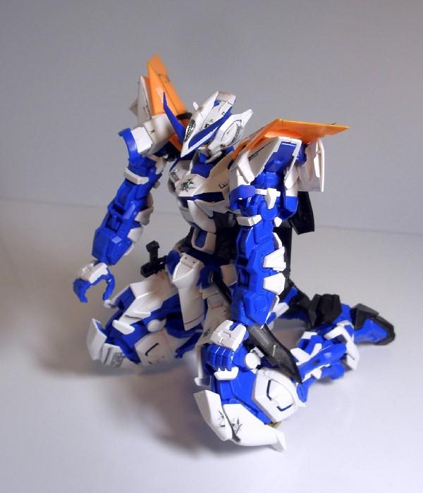 MG Astray Blue