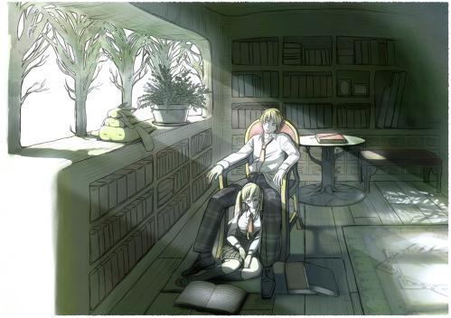 【ヘタリア】アーサーとアリス