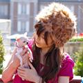 小姫といちごママ