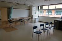 京都八幡支援学校:教室