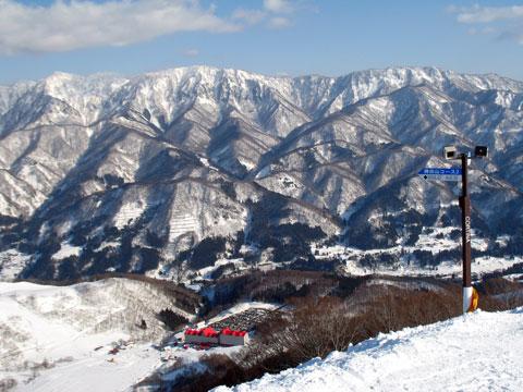 稗田山コース2