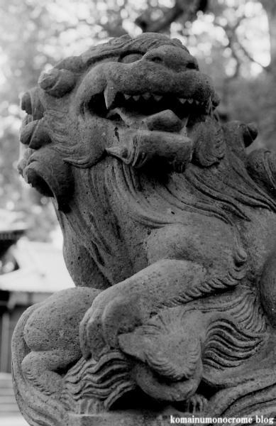 烏山神社(世田谷区南烏山)2