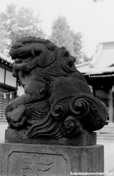 烏山神社(世田谷区南烏山)1