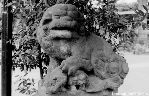 神明神社(世田谷区船橋)1