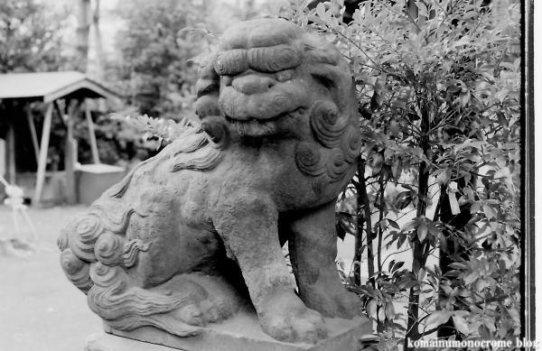 神明神社(世田谷区船橋)3