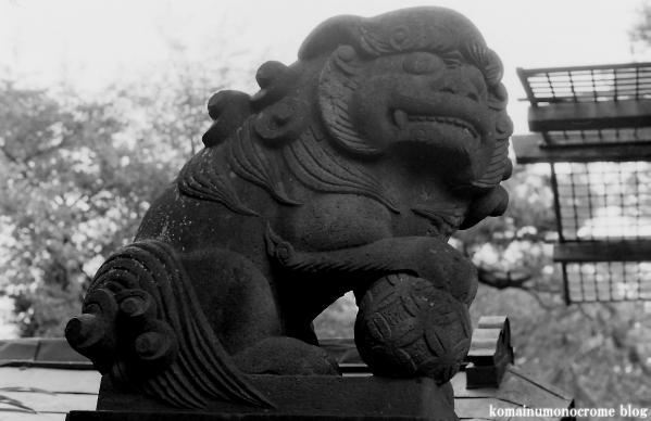 神明社(世田谷区祖師谷)4
