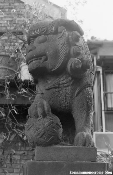 神明社(世田谷区祖師谷)3