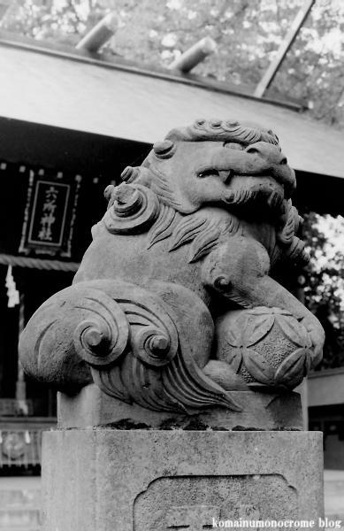 六所神社(世田谷区給田)3