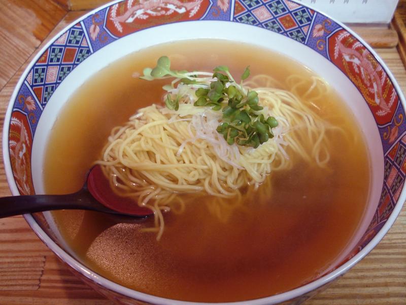 千ひろ@鯛骨スープ麺