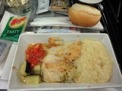 トルコ機内食2